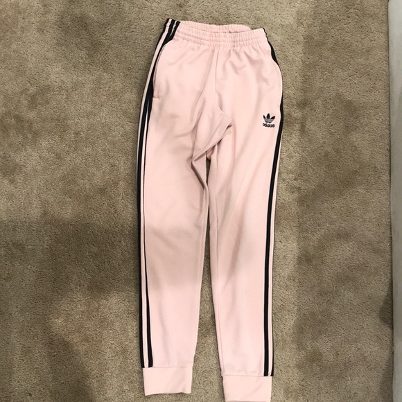 detailed pictures 17105 1403a adidas Pants - Pink adidas sweats